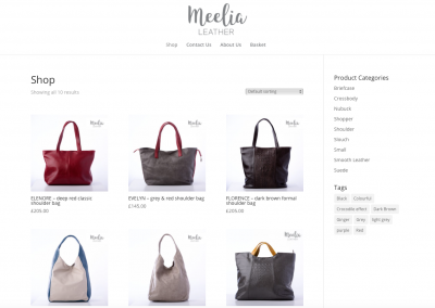 Meelia Leather