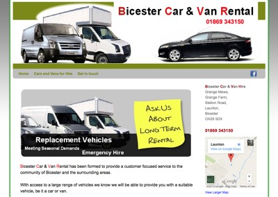 bicesterrental.co.uk